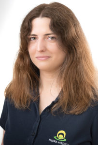Miriam Huber Physiotherapeutin Heilpraktikerin Inhaberin Theramedica in Fellbach