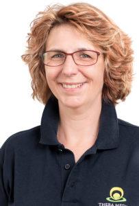 Sylvia Seibold, Rezeptionskraft Physiotherapiepraxis